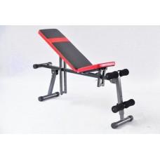 เก้าอี้ดัมเบลปรับระดับ (สีดำแดง) ราคา 2,500 บาท จัดส่งฟรี